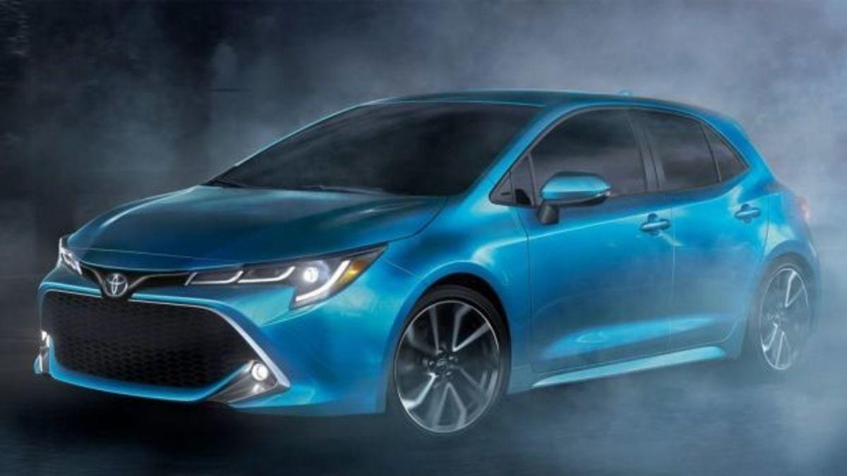 Η Toyota θα μπει στη μάχη των GTI με το Auris! | Newsit.gr