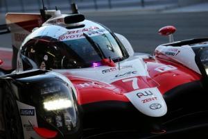 H Toyota δοκιμάζει με… τρεις τροχούς για το Le Mans