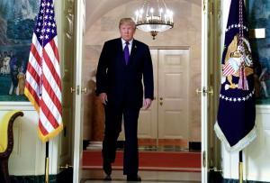 Τραμπ για Συρία: Αποστολή εξετελέσθη!