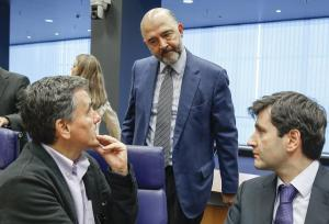 Bloomberg: «Στο Eurogroup στη Σόφια θα συζητηθεί η ρήτρα ανάπτυξης του ελληνικού χρέους»