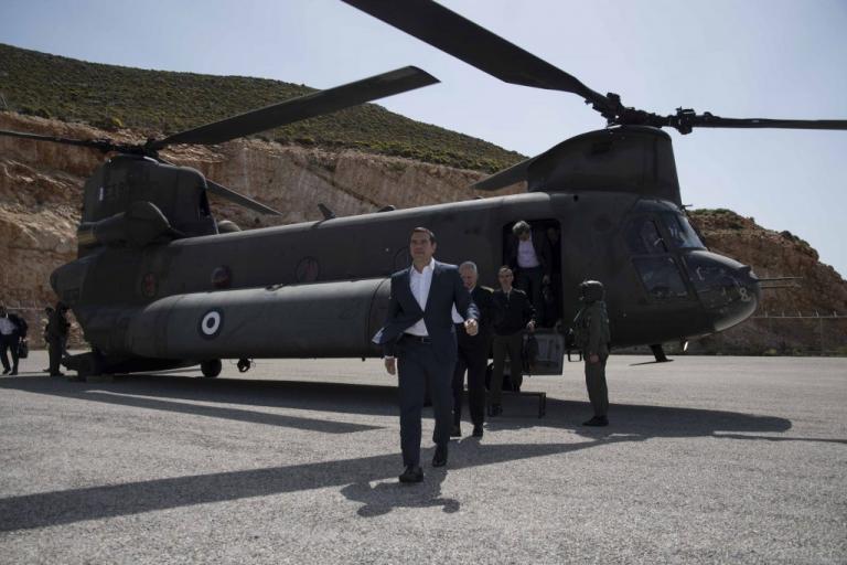 Δεν έχουν τον θεό τους οι Τούρκοι! Παρενόχλησαν το σινούκ που μετέφερε τον Τσίπρα – Τους αγνόησε ο Έλληνας πιλότος | Newsit.gr