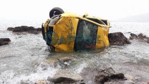 Νεκρός 21 ετών οδηγός στη Μεσσηνία που έπεσε από γκρεμό [vid]