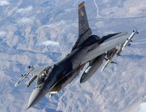 ΗΠΑ: Συνετρίβη στη Νεβάδα F16 – Νεκρός ο πιλότος