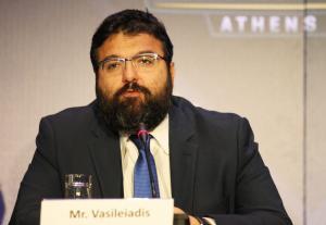 """Βασιλειάδης: """"Υπάρχουν 3-4 παράγοντες ομάδων που οδηγούν στο Grexit"""""""