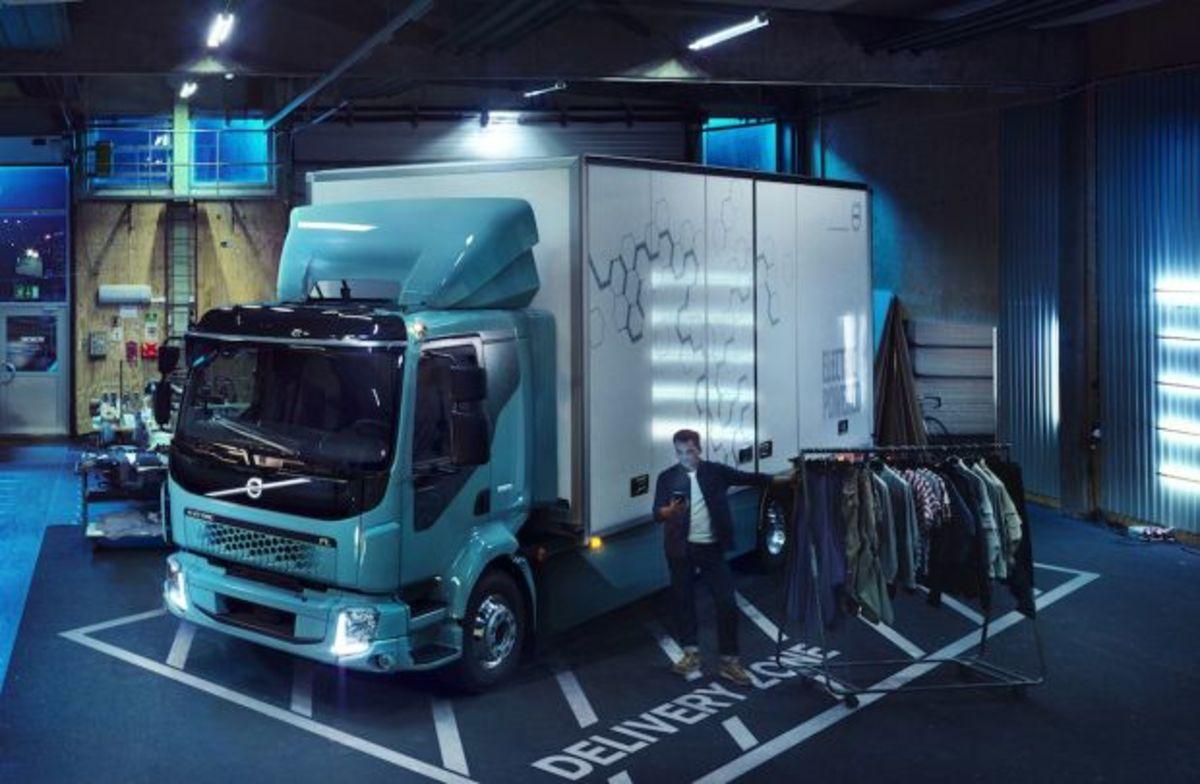 Η Volvo λανσάρει το πρώτο ηλεκτρικό φορτηγό της | Newsit.gr