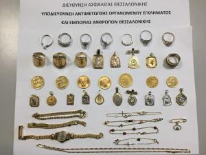Σύλληψη αρχιμαφιόζου στη Θεσσαλονίκη: Πάνω από ένα εκατομμύριο τα «κέρδη» από τις διαρρήξεις [pics, vids]