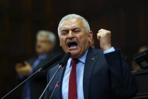 Συρία: «Επίθεση» Γιλντιρίμ στην Δύση για τους βομβαρδισμούς: «Τώρα το θυμηθήκατε;»