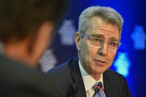 Τζέφρι Πάιατ: Η συνάντηση των ΥΠΕΞ στο Σούνιο υπογραμμίζει τον ρόλο της Ελλάδας ως χώρας που χτίζει γέφυρες στην περιοχή