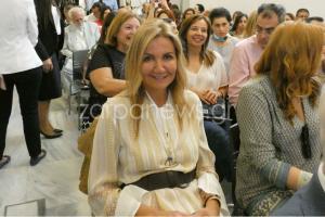 Ηράκλειο: Η Μαρέβα Μητσοτάκη μαγνήτισε τα βλέμματα – Έκλεψε την παράσταση στο Αρχαιολογικό Μουσείο [pics]