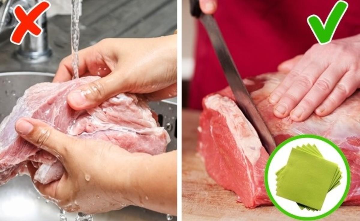 Ποιες τροφές πρέπει να πλένετε ΠΑΝΤΑ και ποιες να μην πλένετε ΠΟΤΕ | Newsit.gr
