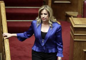 Σεξιστικά σχόλια στελέχους του ΣΥΡΙΖΑ Αρκαδίας κατά της Φώφης Γεννηματά!