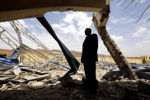 Πυραυλική επίθεση στην Υεμένη