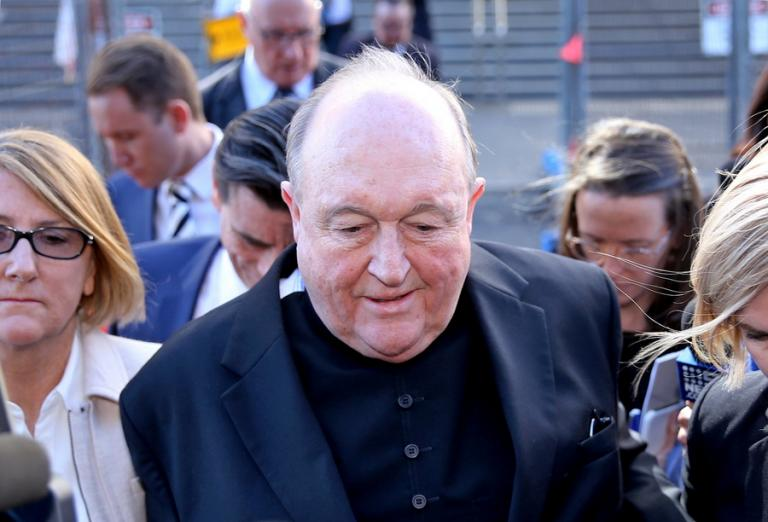 Αυστραλία:  Καταδικάστηκε αρχιεπίσκοπος για απόκρυψη σεξουαλικής κακοποίησης παιδιών