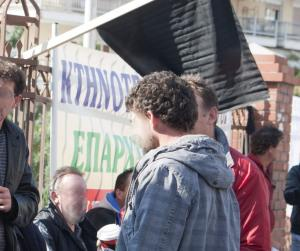 Θεσσαλονίκη: Την άλλη Πέμπη η συγκέντρωση των κτηνοτρόφων έξω από το υπουργείο Μακεδονίας – Θράκης