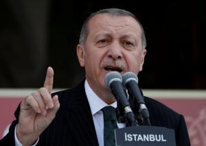 Συνάντηση με την πρωθυπουργό της Βρετανίας θα έχει την επόμενη εβδομάδα ο πρόεδρος της Τουρκίας