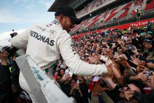 Formula 1: Κυρίαρχος Χάμιλτον! Νίκησε στην Ισπανία