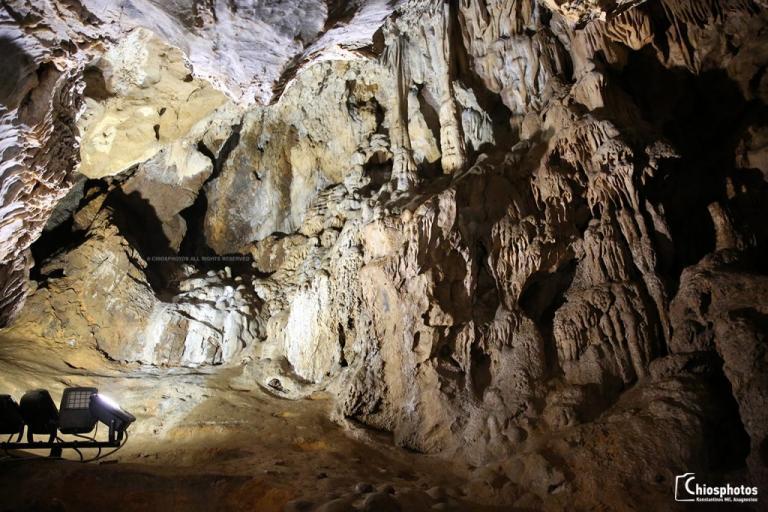 Χίος: Αυτό είναι το σπήλαιο που εντυπωσιάζει τους τουρίστες – Τι βρέθηκε μετά από ανασκαφές [pic, vid] | Newsit.gr