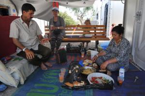 Λέσβος: 270 πρόσφυγες έφτασαν το πρωί στο νησί