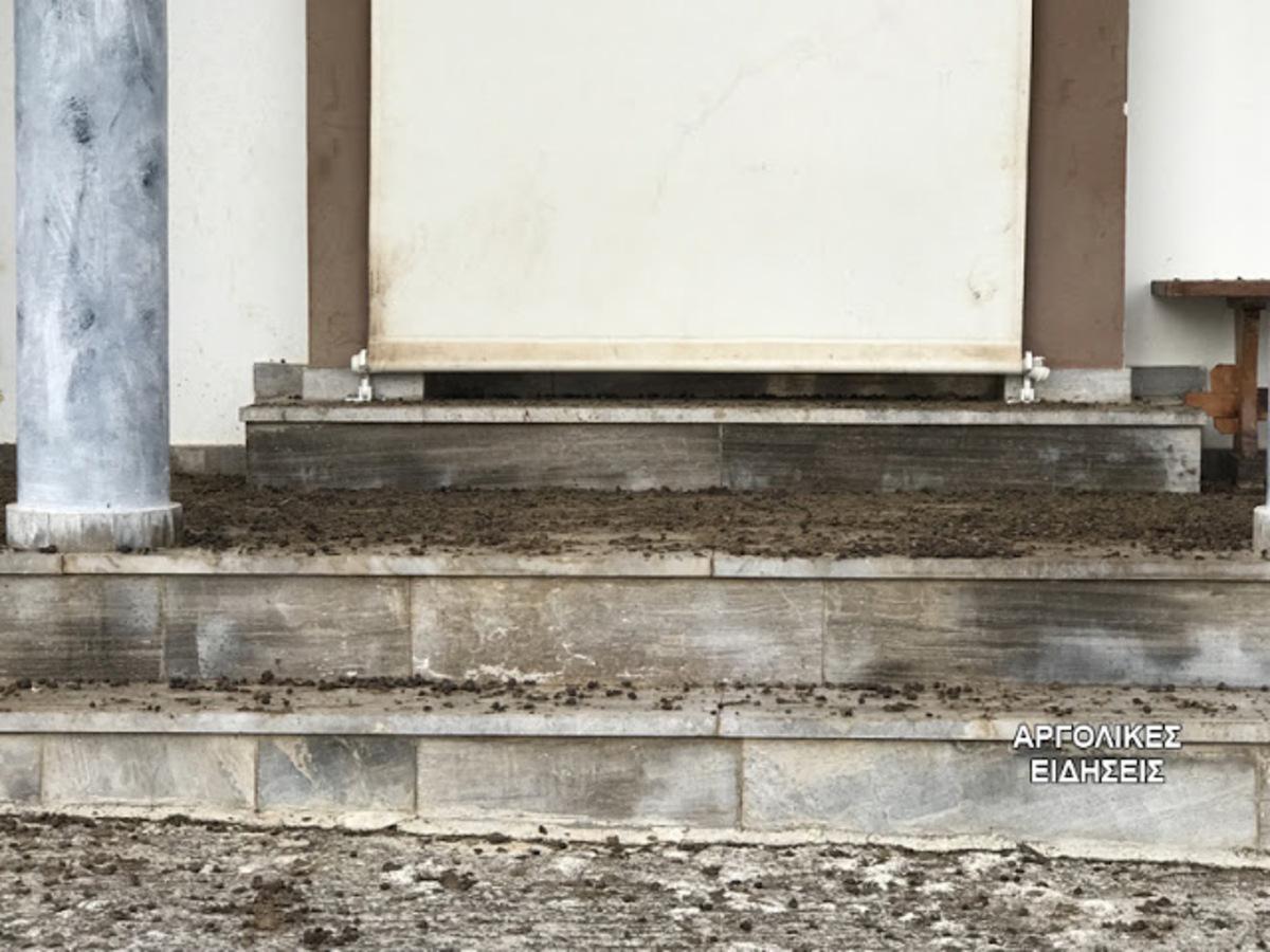 Αργολίδα: Βεβήλωσαν εκκλησία με ακαθαρσίες ζώων – Οι εικόνες που προκαλούν οργή και προβληματισμό [pics]   Newsit.gr