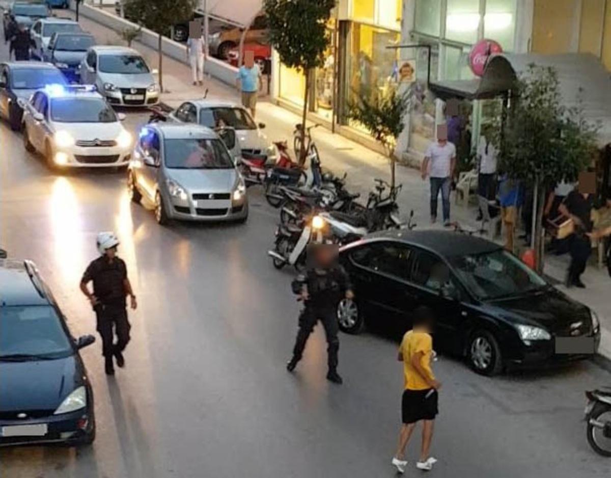 Καλαμάτα: Έτσι μαχαίρωσε τον αστυνομικό της ΔΙΑΣ – Εικόνες σοκ με τον αιμόφυρτο ένστολο μαχητή!   Newsit.gr