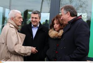 Θεσσαλονίκη: Ο πυρετός των δημοτικών εκλογών – Αινιγματικός ο Καλαφάτης για την υποψηφιότητά του!