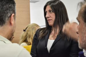 Θεσσαλονίκη: Χαμός με τη Ζωή Κωνσταντοπούλου στη δίκη του μαφιόζου – Η φωτογραφία και η έκρηξη της προέδρου!