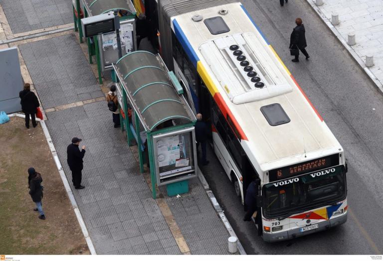 Θεσσαλονίκη: Τον μαχαίρωσαν μέσα σε λεωφορείο – Πανικός και αίμα μπροστά σε μικρά παιδιά!
