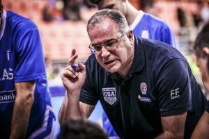 Σκουρτόπουλος: «Ο Γιάννης Αντετοκούνμπο θα είναι τον Σεπτέμβριο με την Εθνική»
