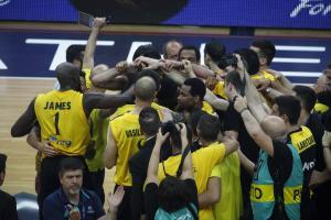 ΑΕΚ: Τα highlights με Μούρθια! Έτσι προκρίθηκε στον τελικό του Basketball Champions League [vid]