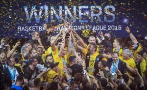 """ΑΕΚ: Έριξε """"άκυρο"""" στο Eurocup! Παραμένει στο Champions League η κάτοχος του θεσμού"""