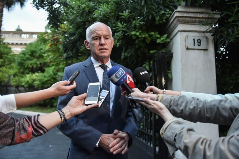 Τα εθνικά θέματα στο επίκεντρο της συνάντησης του πρωθυπουργού με τον Γιώργο Παπανδρέου | Newsit.gr