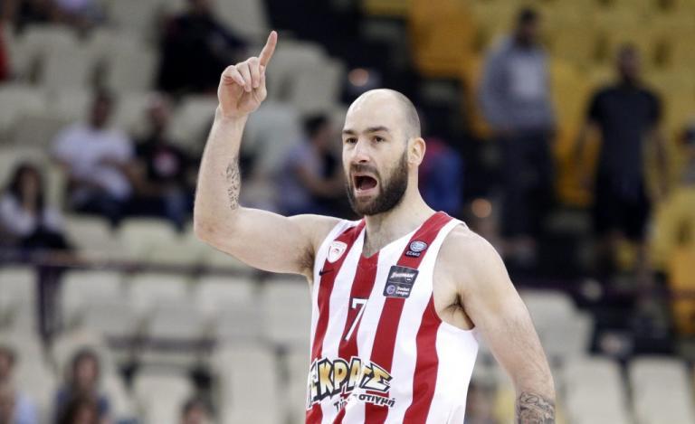Εκπρόσωπος Σπανούλη: «Θα είναι σημαντικός για τον Ολυμπιακό ή για άλλη ομάδα» | Newsit.gr
