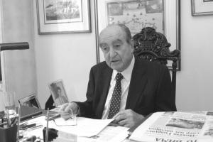 Ένας χρόνος χωρίς τον Κωνσταντίνο Μητσοτάκη – Στην Κρήτη η οικογένεια για το μνημόσυνο