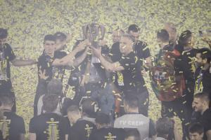 Τελικός Basketball Champions League: Η πρωταθλήτρια ΑΕΚ στο ΟΑΚΑ