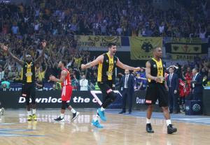 Ραντεβού με την… ιστορία η ΑΕΚ! Ο «θρόνος» του Basketball Champions League την περιμένει
