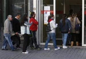 Μειώθηκε η ανεργία στην Ιταλία τον Μάρτιο