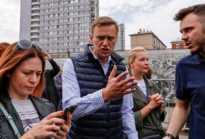 Συνέλαβαν (πάλι) τον… αντίπαλο του Πούτιν