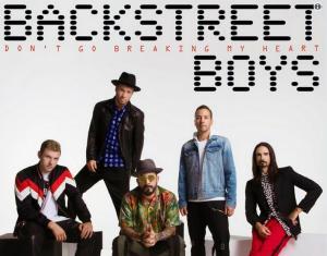 Backstreet Boys: Η επιστροφή! Θα ξαναζήσεις τα 90'ς