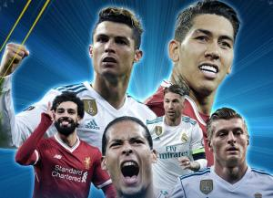 H UEFA έβγαλε τη Λίβερπουλ νικήτρια του Champions League! [pic]