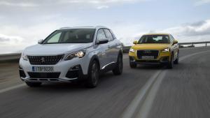 Peugeot 3008 vs Audi Q2: Αναζητώντας το premium