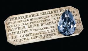Μπλε Φαρνέζε: Έδωσαν και τα ρέστα τους για αυτό το βασιλικό διαμάντι