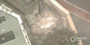 Δρέσδη:  Περιπετειώδης εξουδετέρωση βόμβας του Β' Παγκοσμίου Πολέμου
