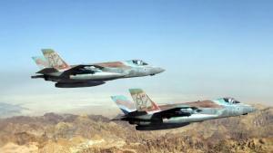 Βάπτισμα του πυρός για τα F-35 – Διπλή επίθεση από το Ισραήλ
