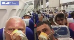 Τρόμος στον αέρα! Έπεσαν από τα 30.000 πόδια στα 500 μέτρα σε χρόνο dt