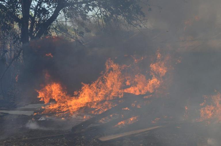 Φωτιά στον Ασπρόπυργο – Καίγεται κέντρο ανακύκλωσης | Newsit.gr
