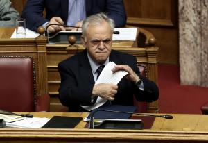 """Δραγασάκης: """"Έχουμε πλέον τα εργαλεία να απορροφήσουμε τις αναταράξεις από την κρίση στην Ιταλία και την Ισπανία"""""""