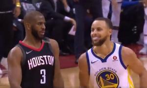 NBA: Τον… γλέντησε! Ο Πολ «χόρεψε» τον Κάρι [vid]