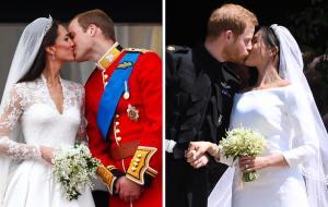 Μέγκαν Μαρκλ – Κέιτ Μίντλετον: Το απόλυτο «crash test» των royal brides