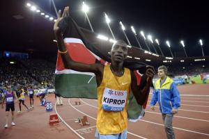 Ντοπέ ο Ολυμπιονίκης και παγκόσμιος πρωταθλητής Ασμπέλ Κίπροπ