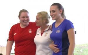 Χάλκινο μετάλλιο η Κορακάκη στο Παγκόσμιο Κύπελλο